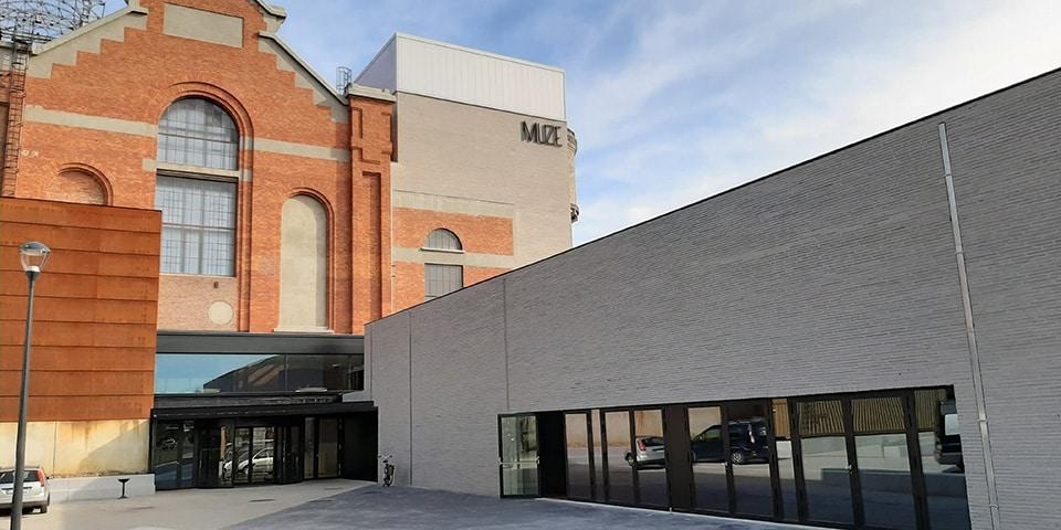 Cultuurcentrum MUZE – Heusden-Zolder