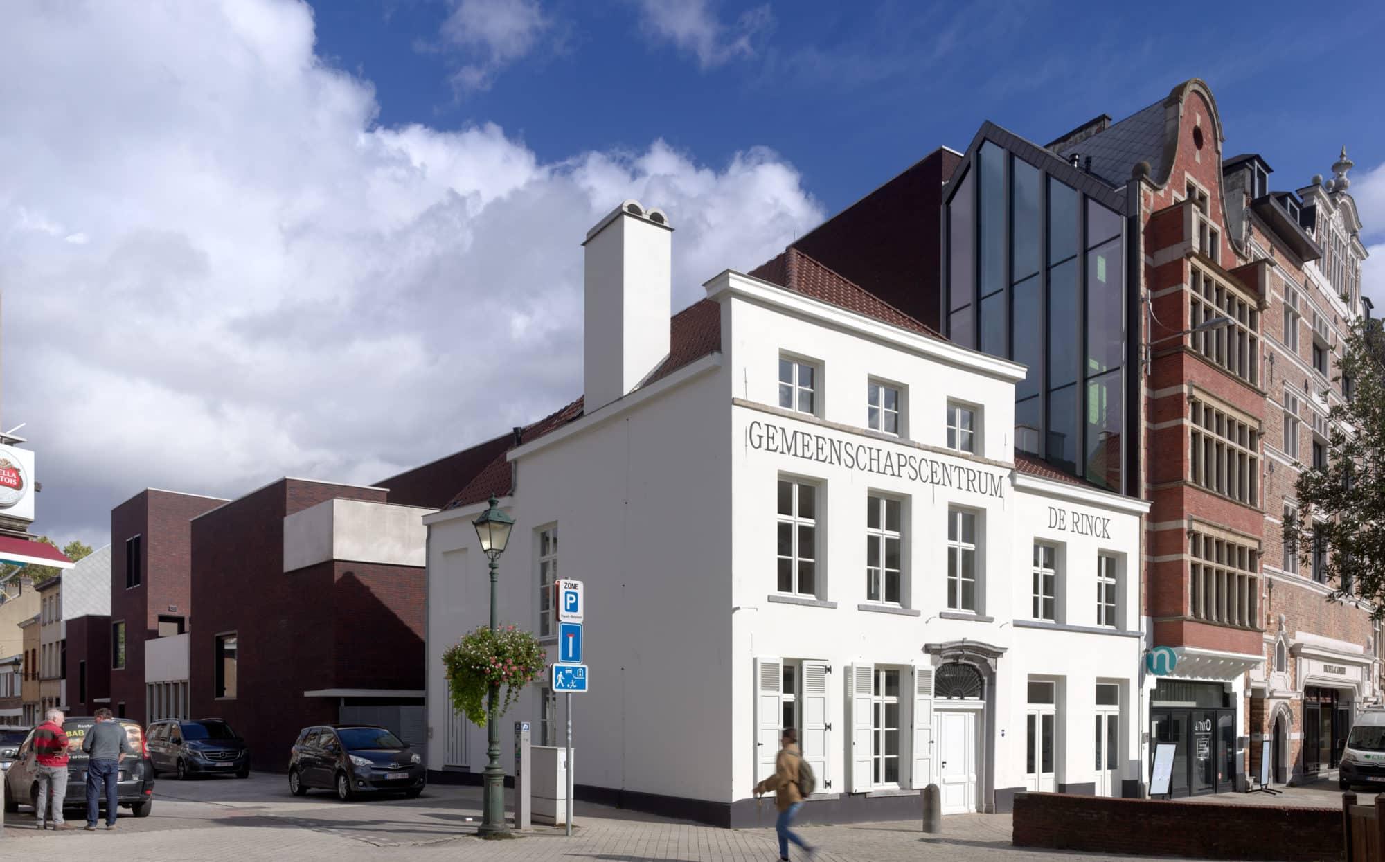 Gemeenschapscentrum De Rinck – Anderlecht