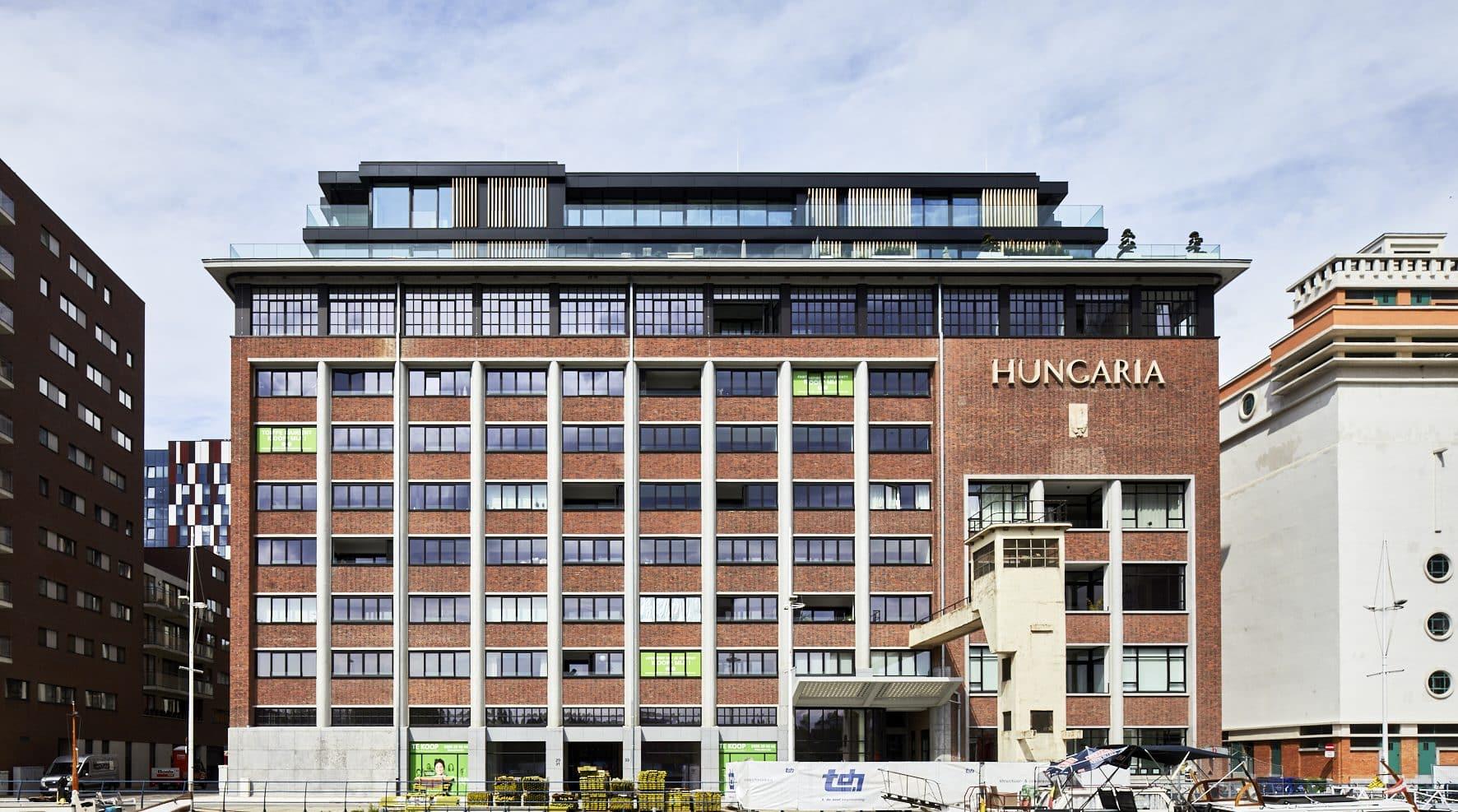 Residentie Hungaria – Leuven