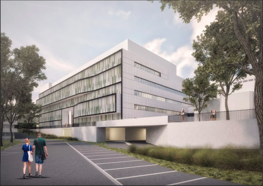 UZ Brussel Medisch Technisch Blok – Jette