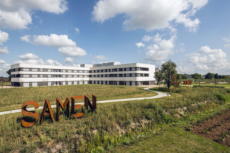 Ziekenhuis Maas en Kempen – Maaseik