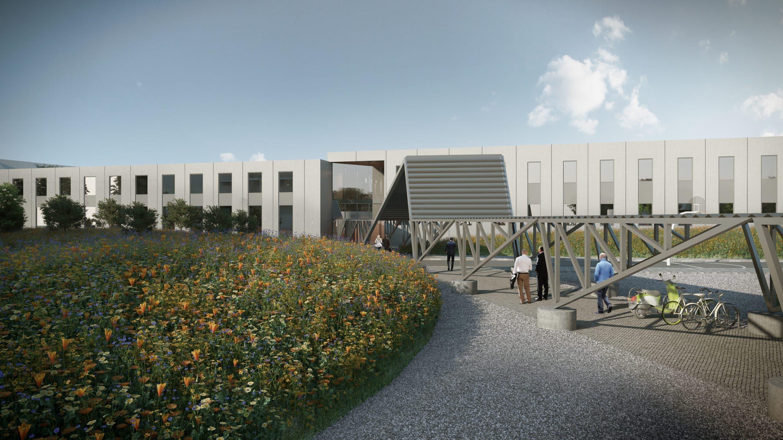 Campus 202 Nieuwe werkplaatsen – Maasmechelen