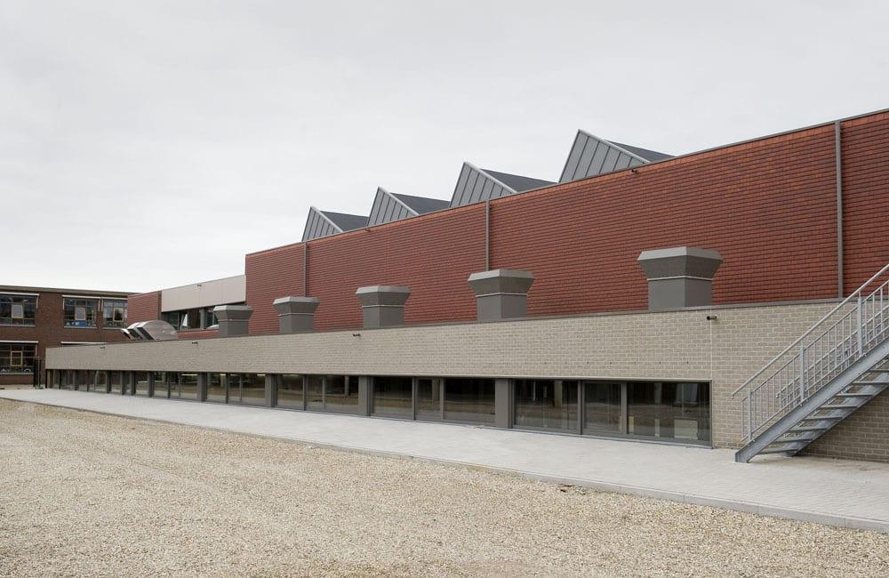Stedelijke bouwvakschool – Dilsen Stokkem