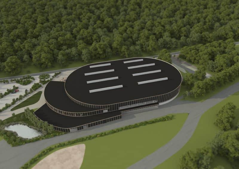 Topsportcomplex Wielerdroom – Heusden-Zolder