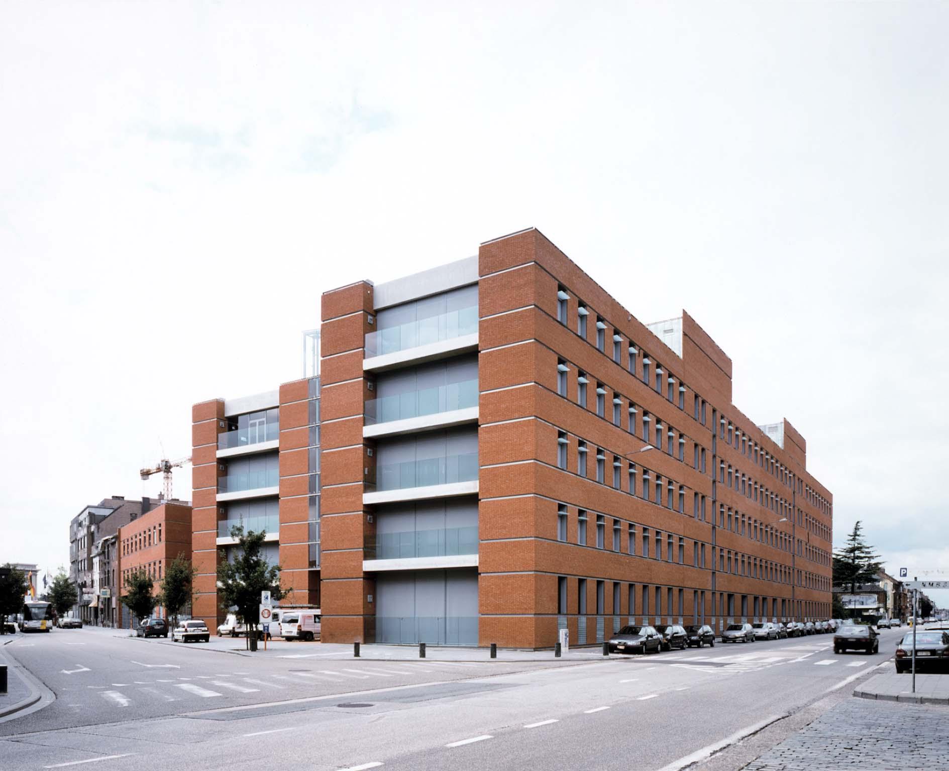 Vlaams Administratief Centrum – Hasselt