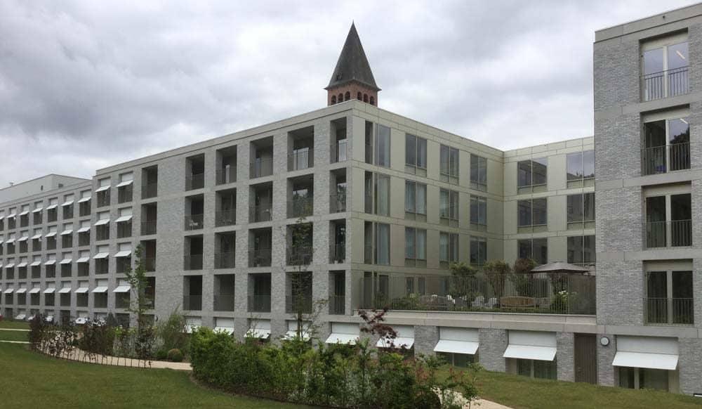 WZC Brabançonne – Leuven